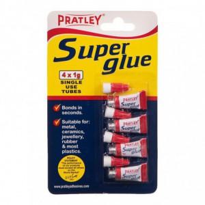 Pratley Single Use Super Glue