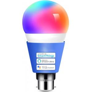 Meross Smart Wi-Fi LED 9W Bulb B22 (Bayonet) - Alexa/Google Compatible