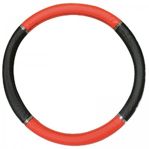 X-Appeal Steering Wheel Cover - Red