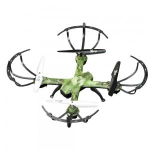 shoX Raptor + Camo Drone