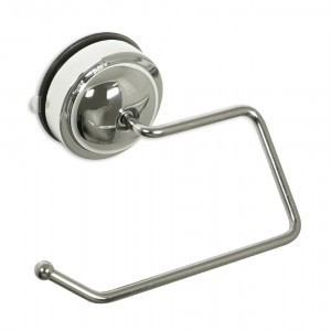 Powerloc Stainless Steel Toilet Paper Holder