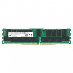 Micron 16GB DDR4 2666MHz Dual Rank Registered Dimm Memory
