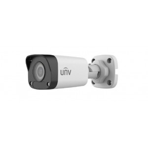Uniview Ultra H.265 - 2MP Mini Fixed Bullet Camera (Metal + Plastic) Now Support up to 30 FPS