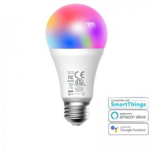 Meross Smart Wi-Fi LED 9W Bulb E27 (Screw in) - Alexa/Google compatible