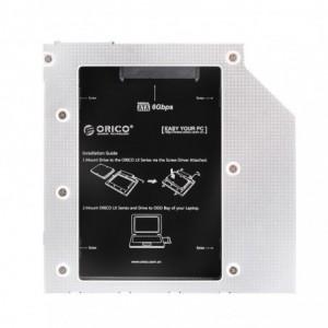 Orico 7 & 9.5mm Aluminum Alloy Internal Hard Drive Caddy for Laptops