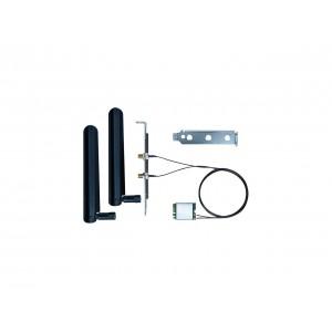 Intel Wi-Fi 6 AX200 (Gig+) Desktop Kit Up to 2.4Gbps Wireless Data Rates