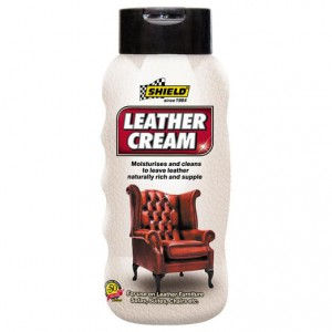 Shield Leather Cream