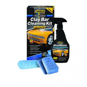 Shield Clay Bar Cleaning