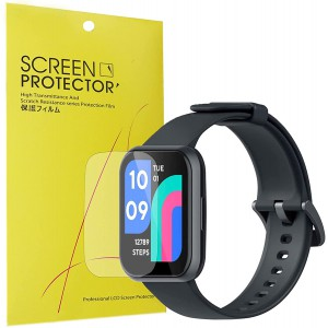 Wyze Watch Screen Protector 47mm 3D Full Coverage - 3 Pack