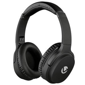 Volkano Rhapsody Series Active Noise Cancelling Bluetooth Headphones - Black