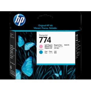 HP 747 Light Cyan/Light Magenta Printhead For Designjet Z6810 and Z6610 Series