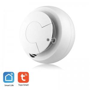 Wifi Smoke Alarm - Tuya App