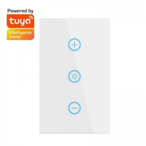 TUYA Smart Wifi Touch Dimmer Light Switch (Requires Neutral)