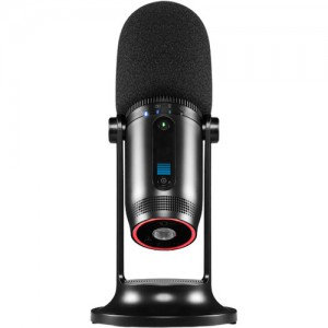 Thronmax MDrill One Professional Recording and Streaming USB Microphone Kit - Jet Black