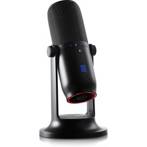Thronmax MDrill One Professional Streaming Microphone - Jet Black