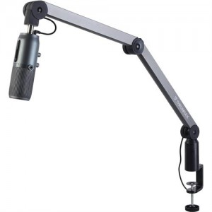 Thronmax S1 Caster Clamp on Boom Stand with Integrated USB Cable