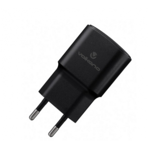 Volkano Volt-C Series 2A USB Wall Charger with USB Type-C Cable Included