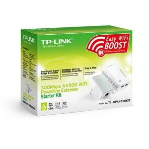 TP-LINK 300Mbps Wireless N Powerline Extender kit