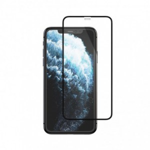 Mocoll 2.5D Tempered Glass Full Cover Screen Protector iPhone X/XS/11 Pro – Black