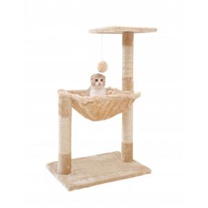 Rex-Cat Tree Tower Post -  Beige