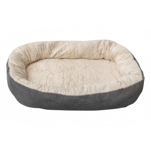 Rex-Burberry Bed Post - Grey