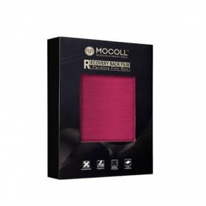 Mocoll Ice Red PVC Back Film - 20pcs/Box