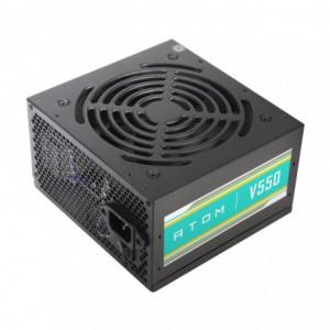 Antec Atom V550 ATX Power Supply – Black