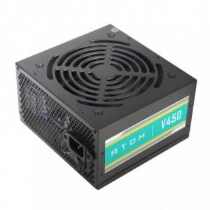 Antec Atom V450 ATX Power Supply – Black
