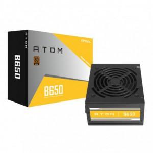 Antec Atom B650 80PLUS Bronze ATX Power Supply – Black