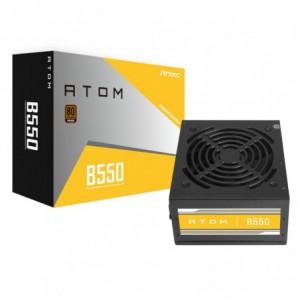 Antec Atom B550 80PLUS Bronze ATX Power Supply – Black