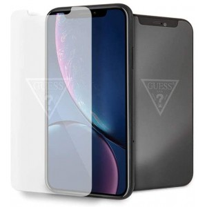 Guess - Tempered Glass With Invisible Logo Iphone XR