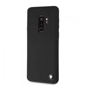 BMW - Silicone Hard Case Samsung S9 Plus - Black