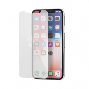 BMW - Tempered Glass With Invisible Logo iPhone X / XS