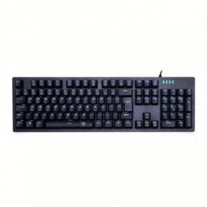T-Dagger Bermuda T-TGK312 Ice Blue Gaming Mechanical Keyboard – Black