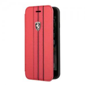 Ferrari - Urban Collection Flip Case iPhone 7 / 8 - Red