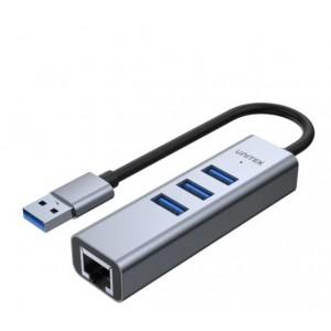Unitek USB3.0 Type-C PORT USB Ethernet
