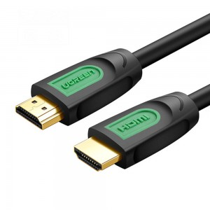 Ugreen 5m HDMI V2.0 4K@60 M to M Zinc Cable - Black