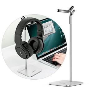 Ugreen Universal Aluminium Headphone Stand - Silver