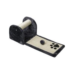 Rex-Rolling Paw Cat Scratcher - Dark Grey