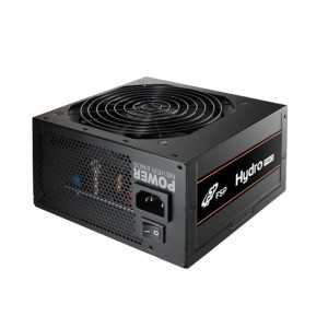 FSP Hydro Pro 800W 80+ Bronze 230V ATX Power Supply - Black