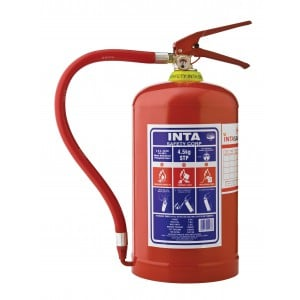 INTASAFETY 4.5 Kg DCP Fire Extinguisher