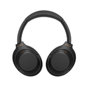 Sony WH-1000XM4 Noise Cancelling BT Headphones - Black