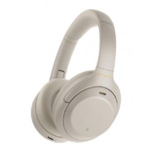 Sony WH-1000XM4 Noise Cancelling BT Headphones - Silver