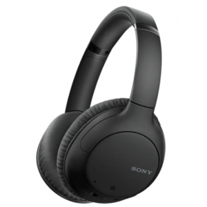 Sony WH-CH710 Noise Cancelling Over-Ear Headphones - Black
