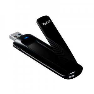 Zyxel NWD6605 Dual-Band Wireless AC1200 USB Adapter