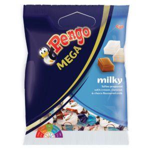 Pengo Mega Chews - Cream,Coconut,Chocolate - 60g