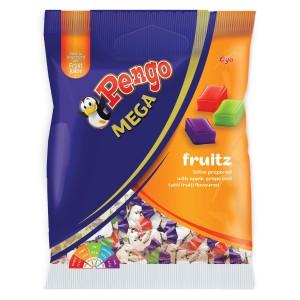 Pengo – Mega Chews Grape Apple Tutti Frutti – 60g
