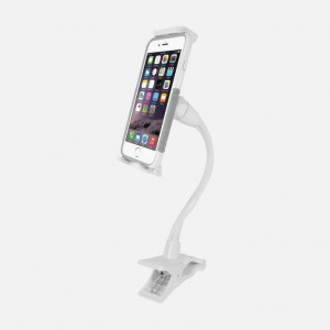 Macally Commercial-grade Car/Truck Seat Rail and Floor Mount for Tablet and Phone