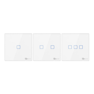 SONOFF T2EU-RF Smart Light Switch - RF Touch Remote Control