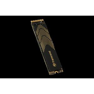 Transcend 1TB NVMe PCIe Gen4 x4 MTE240S M.2 Solid State Drive